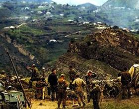 Главные события второй чеченской войны