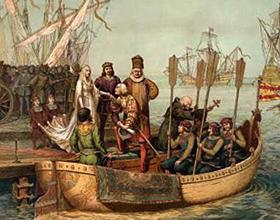 Последствия открытия Америки Христофором Колумбом
