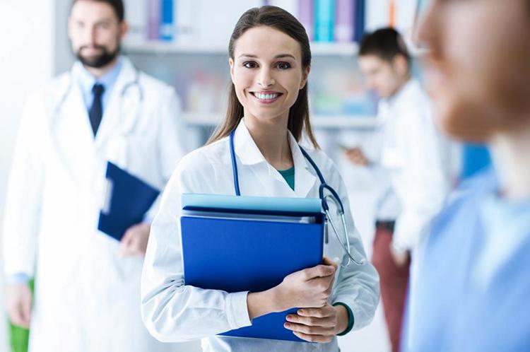 Доктора на работе