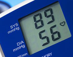 Низкое артериальное давление: причины и последствия