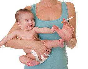 Курение при грудном вскармливании — последствия для ребенка