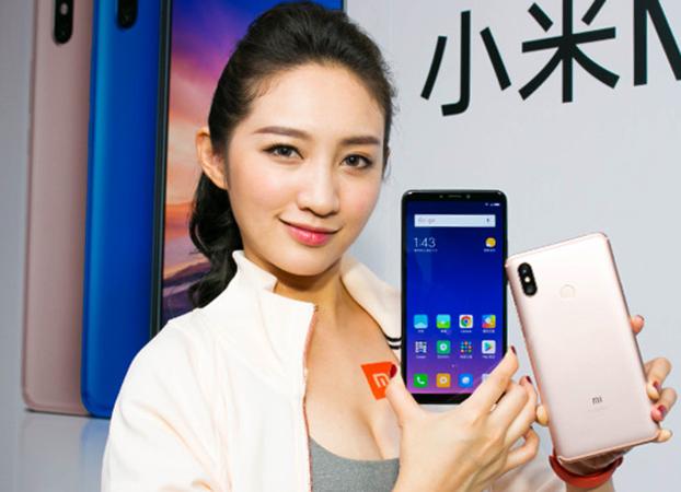 Новый Xiaomi Mi Max 3