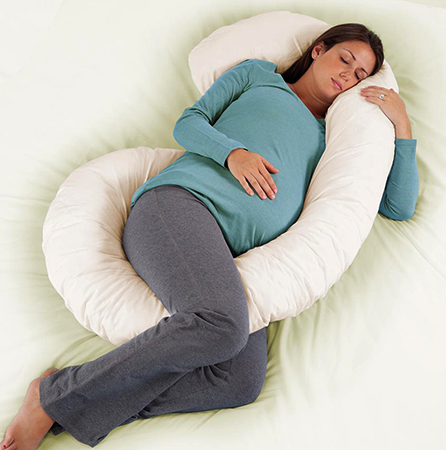 «G»-образная подушка