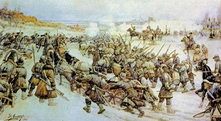 Осада Москвы