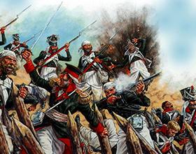 Основные события Отечественной войны 1812 года