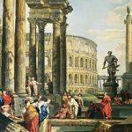 Основные события из истории древнего Рима