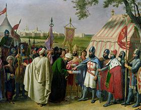 Важные основные события эпохи Средневековья