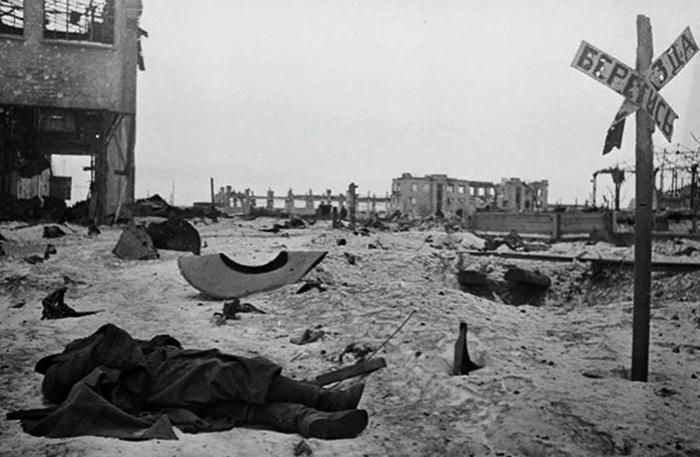 После Сталинградской битвы