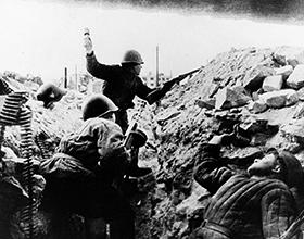 Основные события Сталинградской битвы