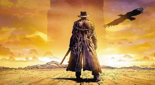 Герой книги «Темная башня»