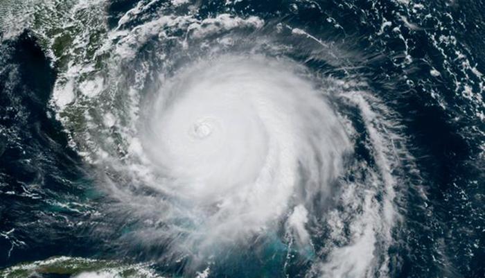 Возникновение урагана