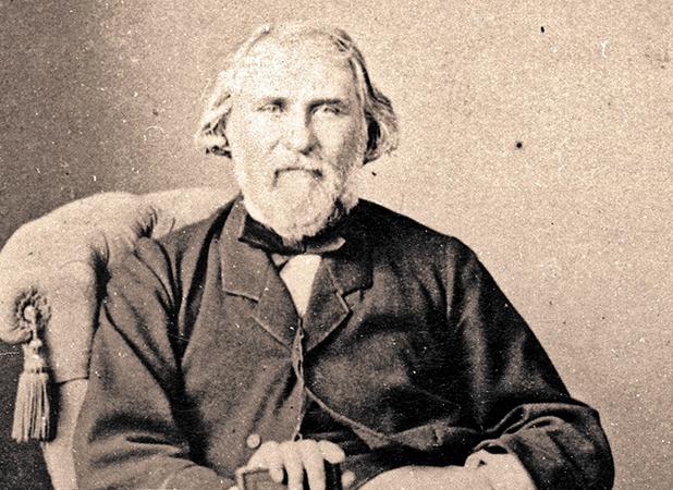 Великий Иван Тургенев