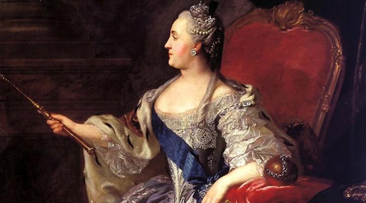 Великая Екатерина 2