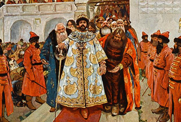 Великий Борис Годунов