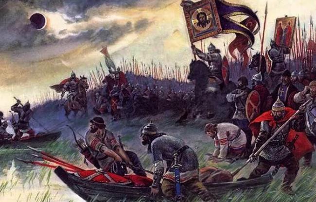 Война с Византией