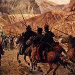 Основные события кавказской войны 1817-1864