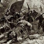 Основные события крестьянской войны в Германии