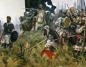 Основные события Куликовской битвы
