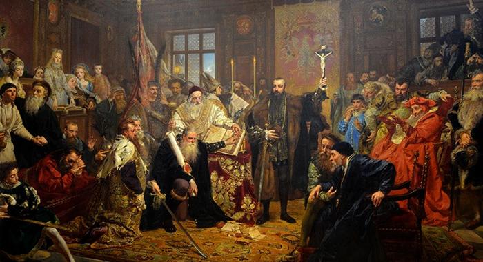 Люблинская уния