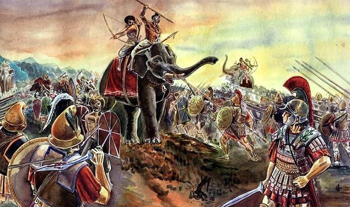 Поход Македонского Войска