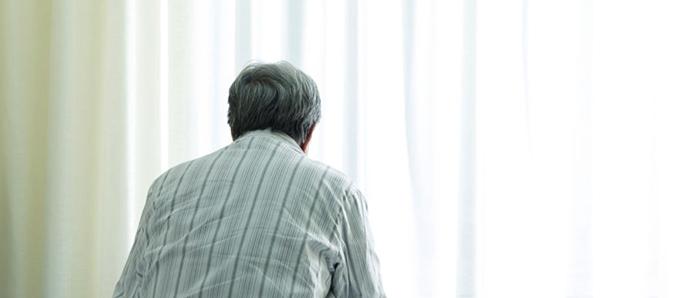 Мужчина после инфаркта миокарда