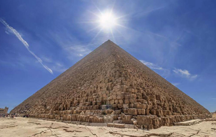 Египетская Пирамида Хеопса