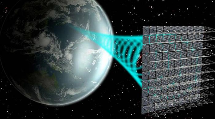 Космическая энергетика