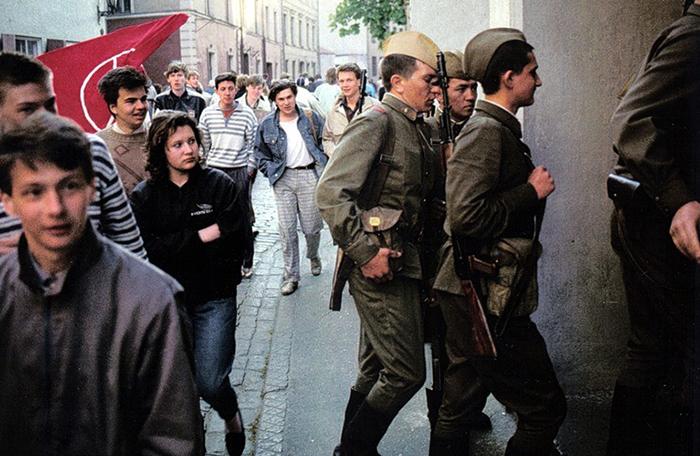СССР в 1990