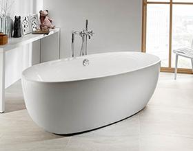 Отдельностоящая ванна: плюсы и минусы