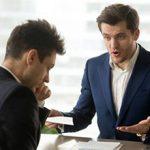 Выговор на работе и его возможные последствия
