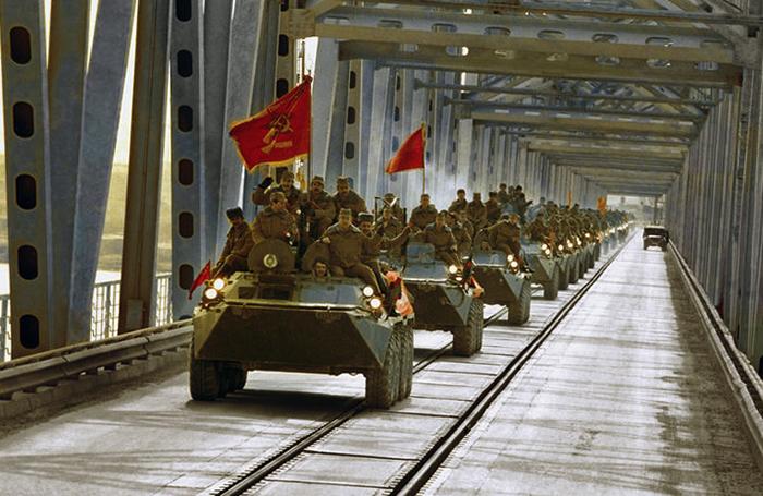Вывод советских войск из Афганистана
