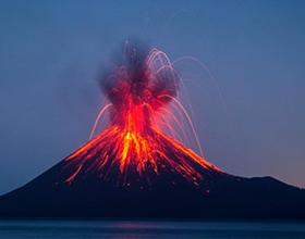 Какие последствия есть у извержения вулканов