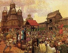 Основные события 13 века на Руси