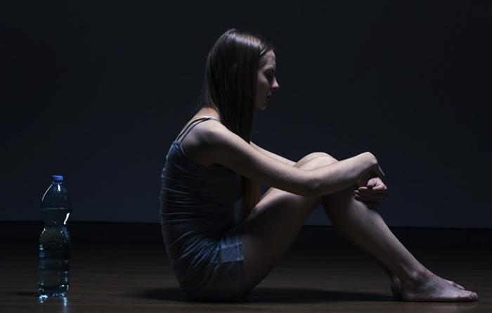 Девушка после анорексии