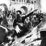 Основные события астраханского восстания