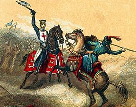 Основные события третьего крестового похода