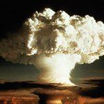 Последствия взрыва водородной бомбы