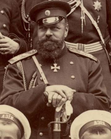 Царь Александр 3