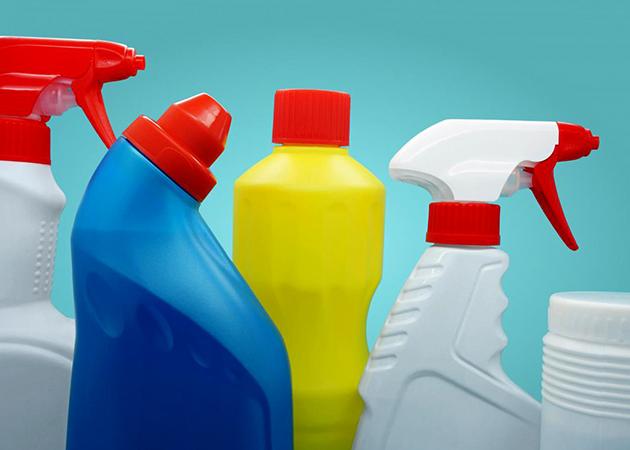 Чистящие средства с хлором