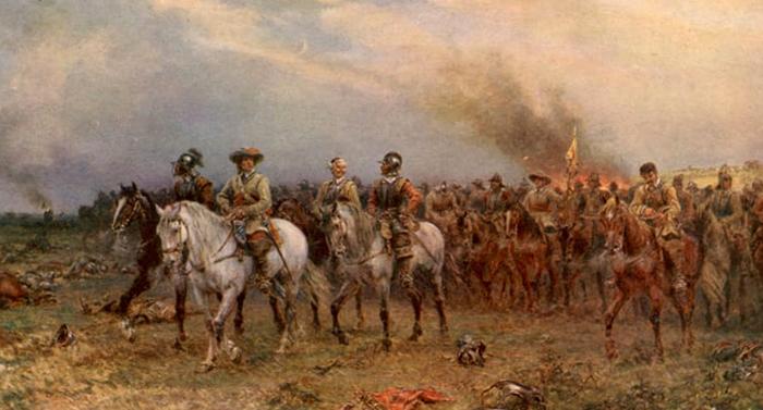 Английская революция 17 века