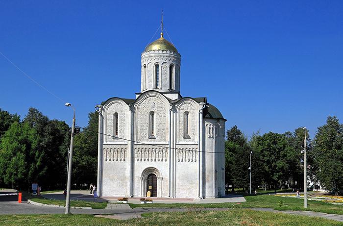 Дмитриевский собор в наши дни