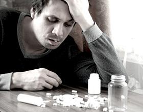 Последствия приема наркотиков для организма
