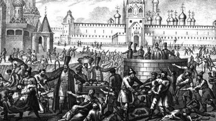 Голод 1601-1603 года