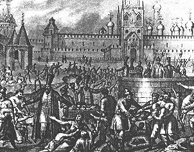Голод 1601-1603 года: причины и последствия