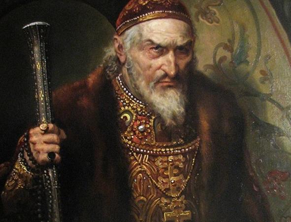 Великий Иван Грозный