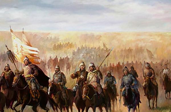 Поход монголов