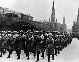 Основные события московской битвы 1941-1942