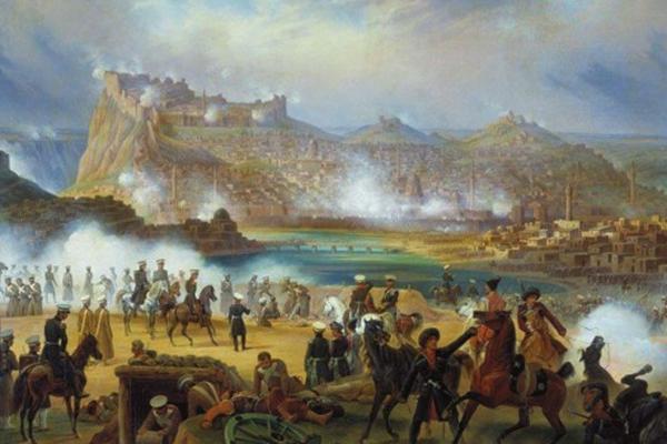 Война на территории Персии