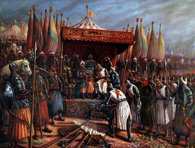 Поражение крестоносцев