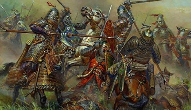 Битва на реке Калке